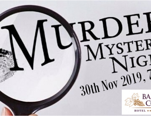 Murder Mistery Night in Competa at Hotel Balcon (Malaga)