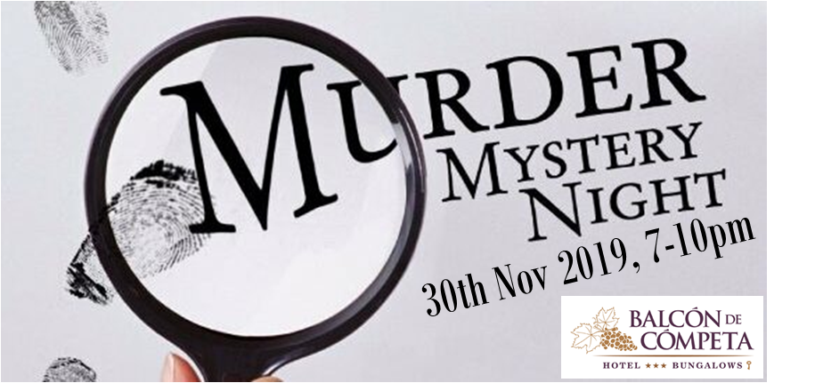 murder mistery night competa
