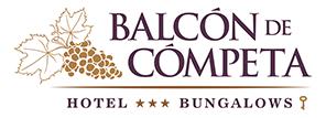 Hotel y Bungalows Balcón de Cómpeta | Málaga | Web Oficial Logo