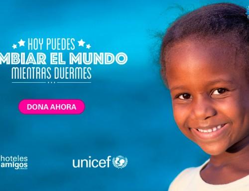 """Balcón de Competa se suma a la acción de UNICEF """"Hoteles Amigos"""""""