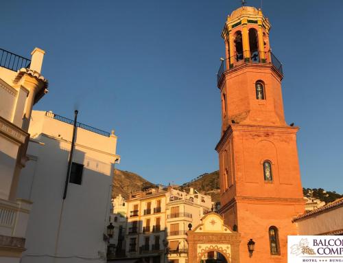 Qué ver en Cómpeta: Iglesia de Nuestra Señora de la Asunción